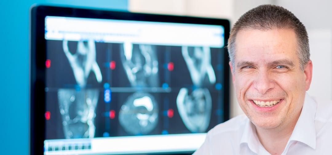 Portrait Dr. Sebastian Lins