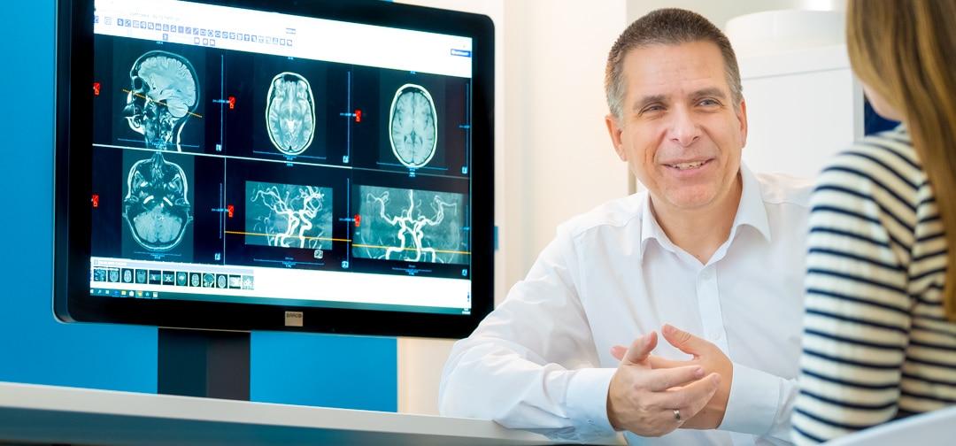 Gespräch mit Dr. Sebastian Lins - Radiologe in München