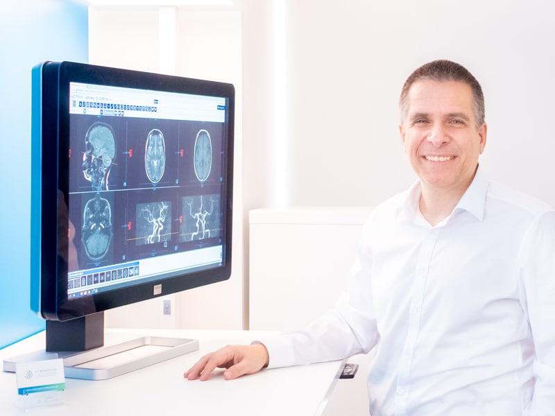 Radiologe Dr. Sebastian Lins