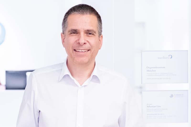 Dr. Sebastian Lins - Portrait