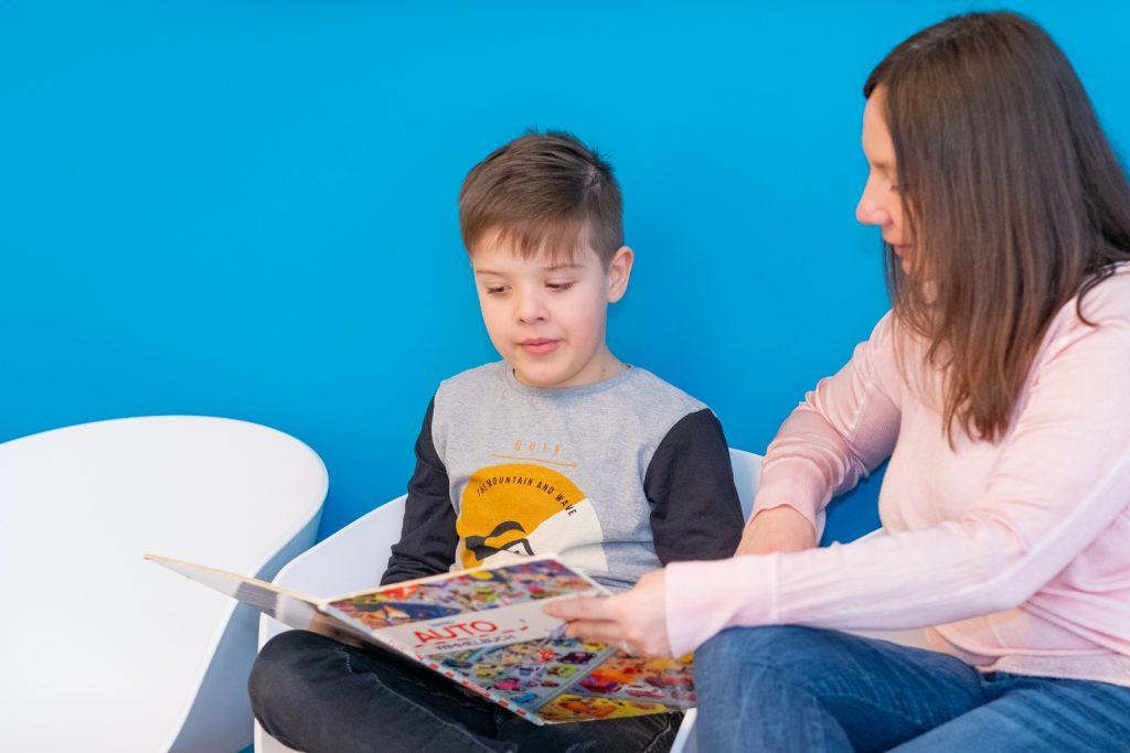 MRT München - Eine positive Erfahrung für Eltern und Kind